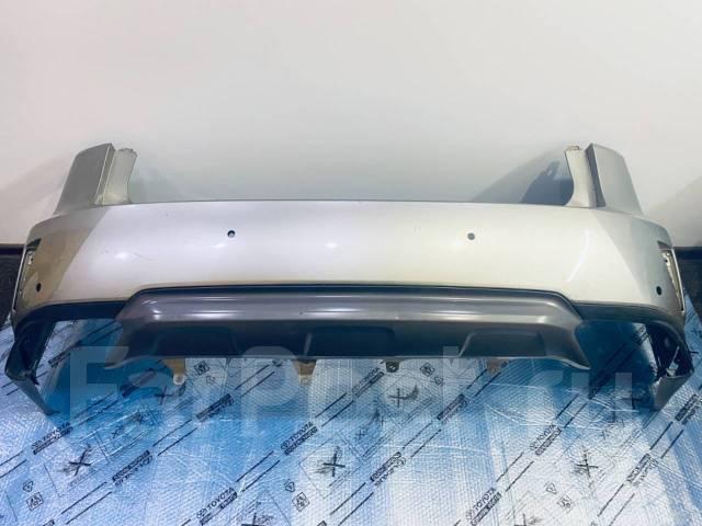 Задний бампер Lexus RX 4