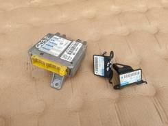 Блок управления airbag + датчики Honda Fit GD3 L15A 77960-SAA-J41