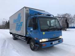 Nissan. Diesel 1995 г. в. Мебельный фургон 28 куб. 5 т. Насос Простой, 7 000куб. см., 5 000кг., 4x2