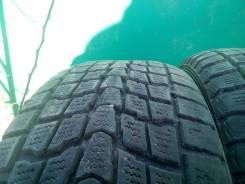 Dunlop. зимние, без шипов, б/у, износ 60%