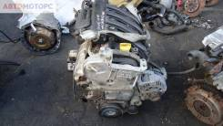Двигатель Renault Megane 2, 2006, 1.6л, бензин i (K4M812)