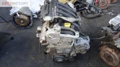 Двигатель Renault Scenic 2, 2006, 1.6л, бензин i (K4M812)