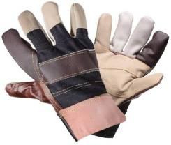Перчатки комбинированные, натур. кожа/ткань AIRLINE 'AWGS13