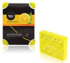 Ароматизатор под сиденье гелевый макси Тундра итальянский лимон AIRLINE 'AFSI141