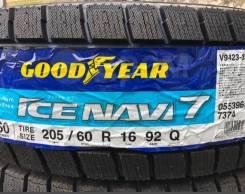 Goodyear Ice Navi 7, 205/60/r16