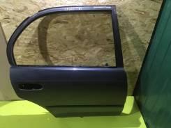 Дверь Toyota Corolla CE100 2C задняя правая