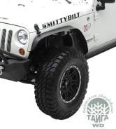 Тюнинговые узкие крылья Smittybilt на Jeep Wrangler JK