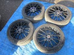 Комплект летних колёс на литье 225 45 18 Б/П по РФ MA4-5