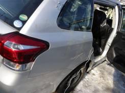 Крыло заднее прав сереб Toyota Corolla Fielder NKE165 1NZ-FXE 2015 1f7