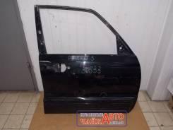 Дверь передняя правая Mitsubishi Pajero 3
