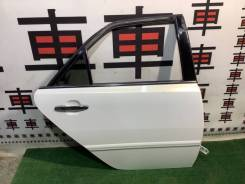 Дверь задняя правая Toyota Mark2 blit JZX110W #11443 цвет 065