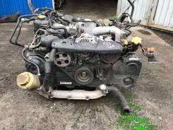 Двигатель Голый блок Subaru Impreza WRX GDA GDB GD 00-07