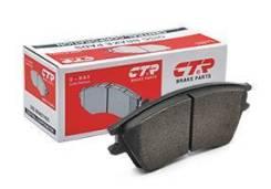 Колодки тормозные дисковые передние KIA Sorento 2.4i/3.5i/2.5CRDi 02 (нов арт GK0524) CKKK-18 ctr CKKK-18 в наличии