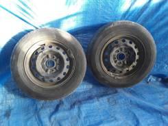 Пара колес