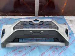 Бампер передний Toyota Rav 4 2019 год
