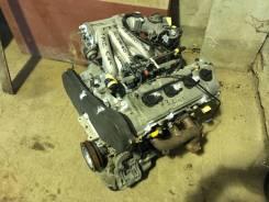 Двигатель 1MZ 4WD Alphard MNH15 в сборе