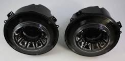 Фары (оптика) Mercedes W463 / G65 / G63 Mansory style (черные)
