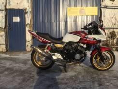 Honda CB 400SF Boldor. 400куб. см., исправен, птс, без пробега