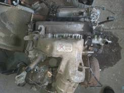 Двигатель 4SFE по запчастям.