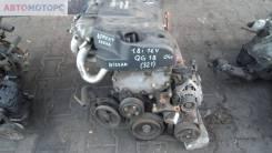 Двигатель Nissan Primera P11 , 2002, 1.8 л, бензин i (QG18DE)