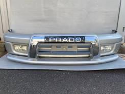 Бампер передний Land Cruiser Prado 95 90 вторая-2 модель Japan