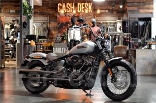 Harley-Davidson Dyna Street Bob. 1 745куб. см., исправен, птс, без пробега