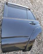 Дверь задняя левая цвет 202 Toyota Hilux Surf 215 Toyota 4Runner 215