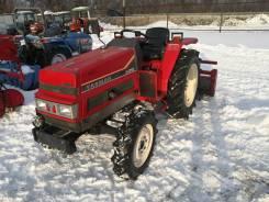 Yanmar. Трактор 4вд, 25,50л.с.