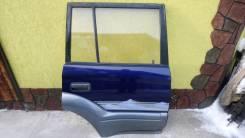Дверь задняя правая К14 TLC Prado 95