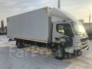 Mitsubishi Fuso Canter. Изотермический фургон на шасси FUSO Canter TF, 3 000куб. см., 4x2. Под заказ
