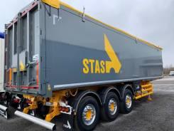 Stas. Продается новый самосвальный полуприцеп STAS Agrostar 45,5 м3