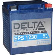 "Мото аккумулятор ""DELTA MOTO"" EPS EPS 1230 NanoGel YTX30HL-BS (30Ач о/п) Delta"