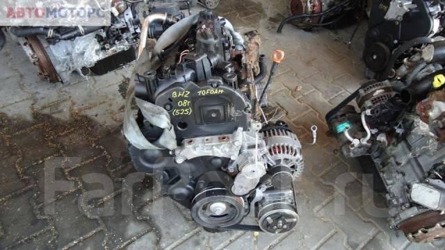 Двигатель Peugeot 208 1, 2012, 1.4 л, дизель HDi (8HZ, 10FDAM)