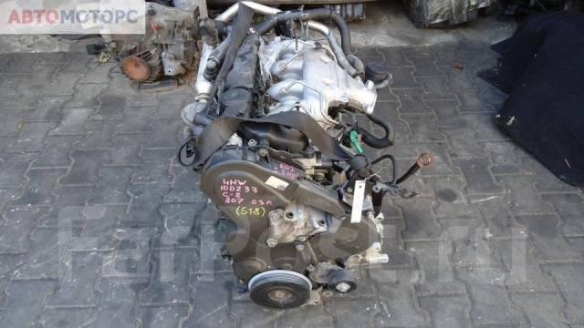 Двигатель Peugeot 807 1, 2003, 2.2 л, дизель HDi (4HW10DZ33)