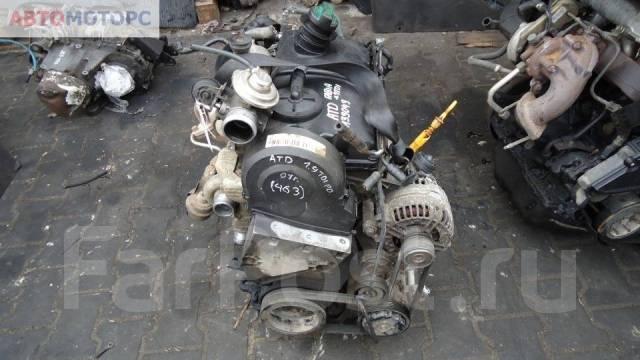Двигатель Volkswagen Bora 1, 2001, 1.9 л, дизель TDi PD (ATD)