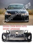 Бампер передний Lexus GS 300 GS350 GS450H 2005 - 2011, F-sport