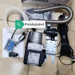 Предпусковой подогреватель двигателя.5kWt/12V. GSM. Дезилный