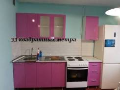 2-комнатная, улица Громова 12. Луговая, агентство, 51,5кв.м. Кухня