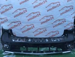Бампер для Mercedes GL X166 Задний A1668856725 2012 - 2015 оригинал