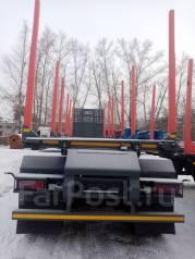САВ. Полуприцеп-сортиментовоз, 39 500кг. Под заказ