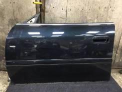 Дверь передняя левая 6N9 Toyota Chaser jzx100