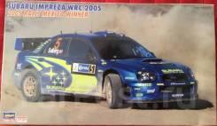 Сборная модель Subaru Impreza GDB WRC 2005. +Подарок!. Subaru Impreza. Под заказ