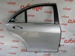 Mercedes W221 дверь задняя правая 2005-2013