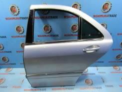 Дверь задняя левая Mercedes-Benz S-Class, WDB220 №2