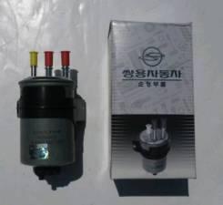 Фильтр топливный D20DT 664951 Delphi оригинал Euro 3 Euro 4 6650921301 Ssang Yong Actyon Sports