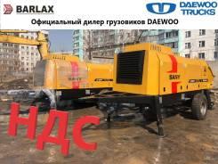 Sany. Стационарный бетононасос HBT (дизель), 130,00м.