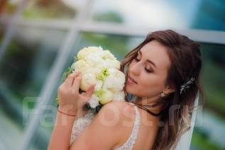 Макияж и прическа! Профессиональный визажист- стилист! Свадебный образ!