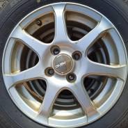 Японские диски R14 на шинах Bridgestone Blizzak VRX 175/65R14