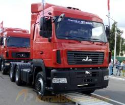 МАЗ 643028-520-020. Продается седельный тягач МАЗ-643028-520-020, пневмоподвеска, 11 596куб. см., 52 000кг., 6x4
