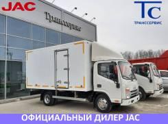 JAC. Мебельный фургон от официального дилера, категория B, лизинг от 10%, 2 700куб. см., 3 500кг., 4x2